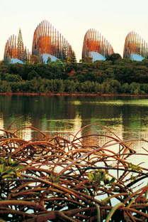 exposition Renzo Piano Building Workshop, Projets d'Eau, Pegli, Gênes