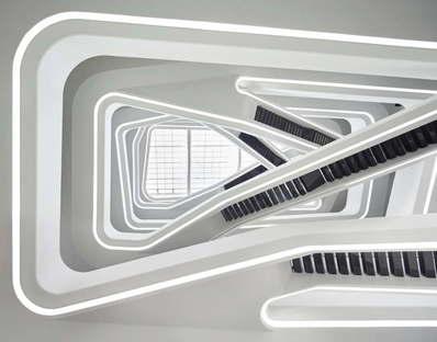 Zaha Hadid Architects, Dominion Office Building, Moscou