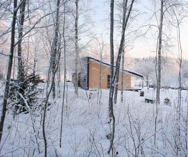 Rudanko + Kankkunen, Atelier Heikkilä, Finlande