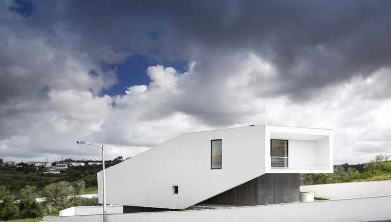 Contaminar Arquitectos, architecture résidentielle, Vidigal House, Portugal