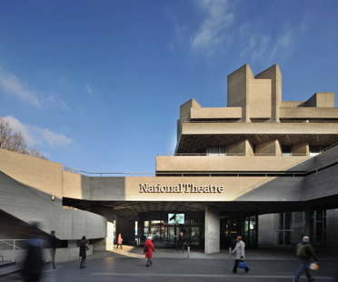 Haworth Tompkins, The National Theatre NT Future, Londres