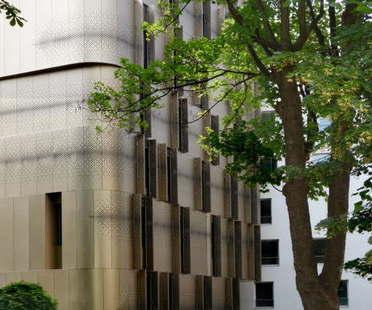 VIB Architecture, Logements étudiants et crèche rue de Ménilmontant, Paris