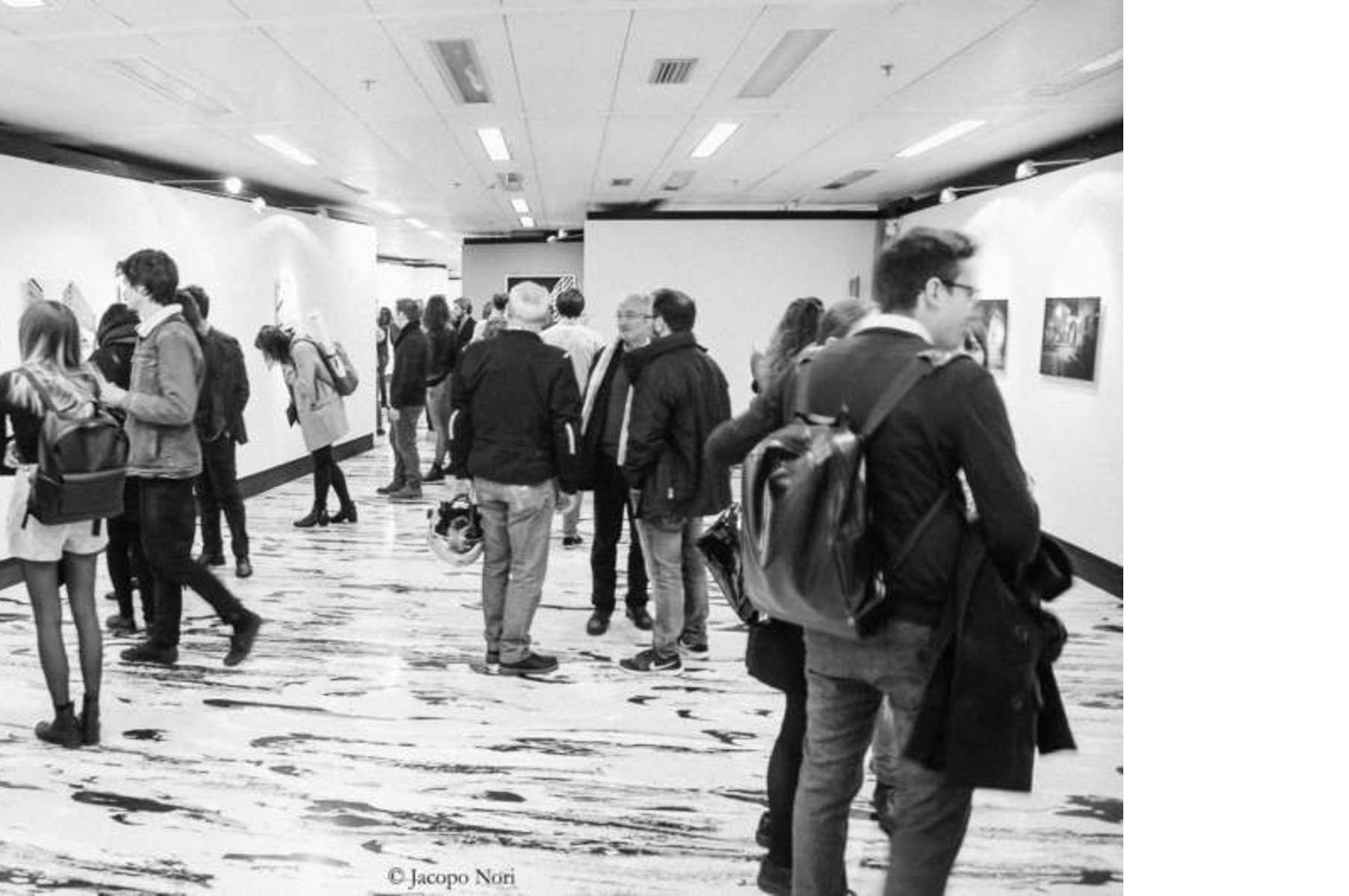 Exposition photographique Architecture Syntaxique, Milan