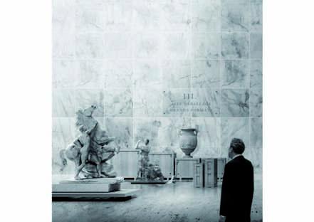 Alberto Campo Baeza, Raphaël Gabrion, Musée du Louvre de Liévin