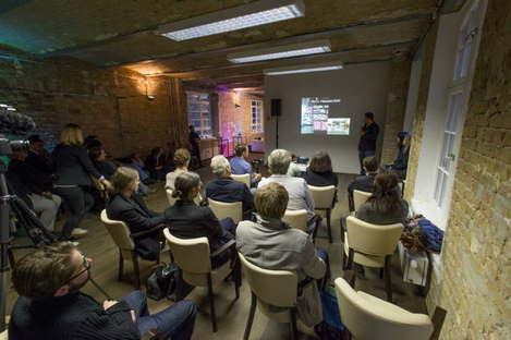 FAB, Sala Architettura Berlin n° 2, Atelier n° 1