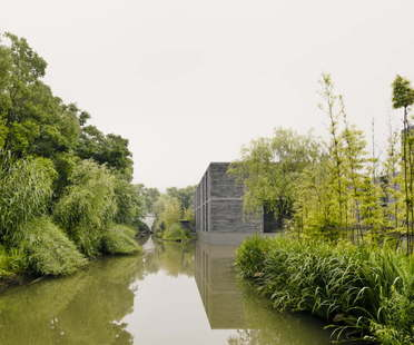 David Chipperfield Architects Xixi Wetland Estate Hangzhou (Chine)