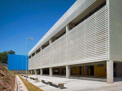FGMF Architects FDE Varzea Paulista São Paulo (Brésil)