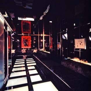 SpazioFMG : exposition Nanda Vigo à Milan