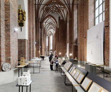 Exposition « Lines of thought »  Meinhard von Gerkan à Riga