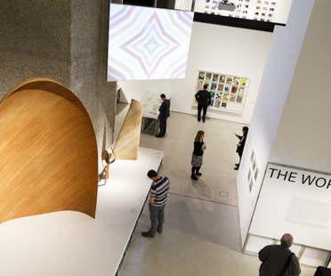 Exposition Charles et Ray Eames à la Barbican Art Gallery de Londres