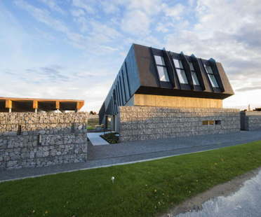 Snøhetta : Plus House Larvik remporte le WAN Sustainable Buildings 2015