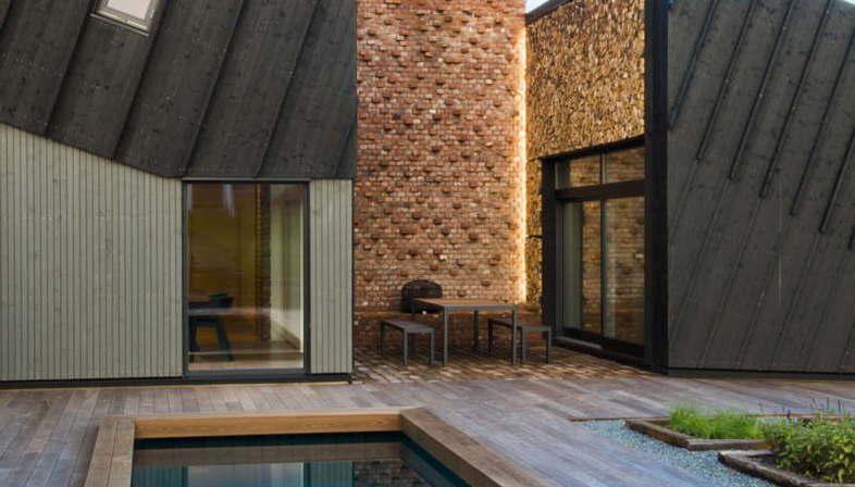 Snøhetta : Plus House Larvik remporte le WAN Sustainable Buildings 2015