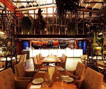 Le plus beau restaurant du monde : le Vivarium d'Hypothesis (Thaïlande)