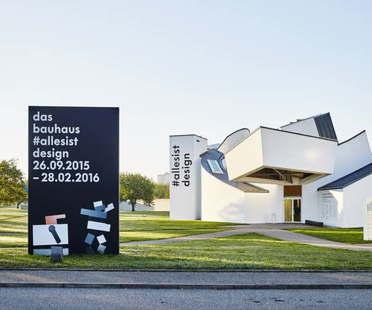 Exposition « The Bauhaus #itsalldesign » au Vitra Design Museum