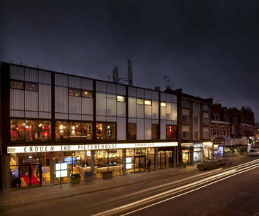 Panter Hudspith Architects, Picturehouse Cinema, Londres