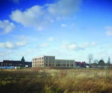 Coldefy CAAU, bâtiment dans le quartier des Docks de Cambrai