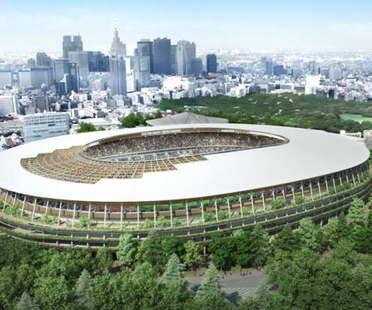 Kengo Kuma remplace Zaha Hadid pour la conception du Stade Olympique de Tokyo