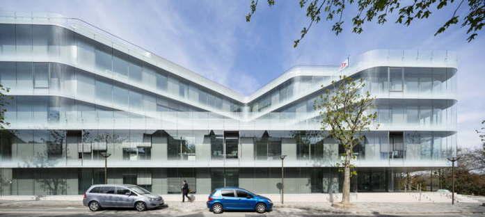 Atelier Zündel Cristea, siège social de Pacemar à Suresnes, Paris