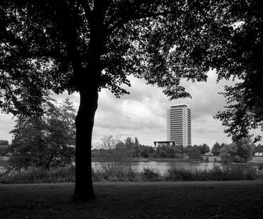 KAAN Architecten Rénovation Bâtiment Public