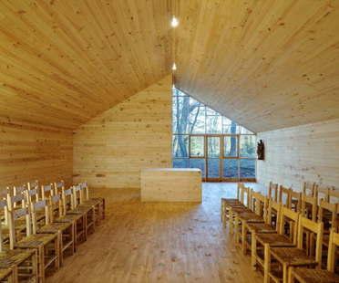 Exposition Sacral Space spiritualité et architecture