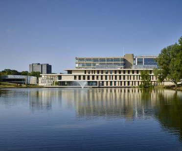 Patel Taylor deux nouveaux bâtiments pour le campus de l'Essex University