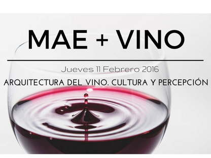 MAE+Wine, événement Matimex entre architecture et vin