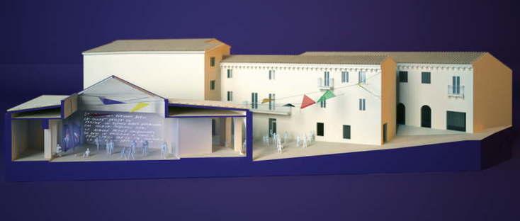 Place Faber prête pour le projet d'Alvisi Kirimoto avec Renzo Piano