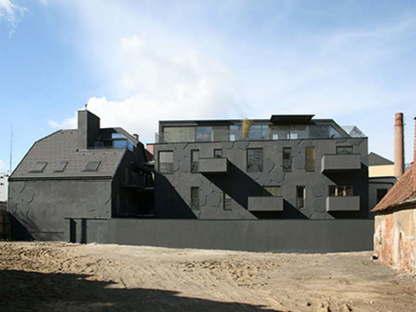exposition INNOCAD - Architectural Fashion, Architektur Galerie de Berlin