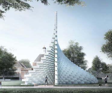 BIG présente le projet du Serpentine Pavilion 2016