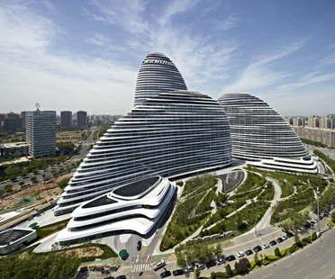 Les meilleurs gratte-ciel en Chine, CTBUH China Tall Building Award