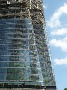 Tongji Architectural Design Mega-Suspended Curtain Wall, Shanghai Tower