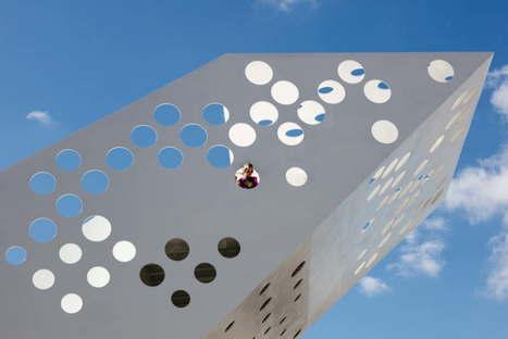 Dorte Mandrup Arkitekter. Salling Tower, Aarhus