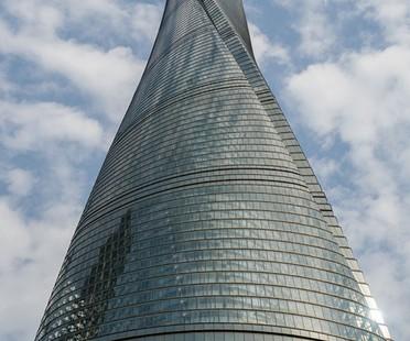 La Tour de Shanghai, le plus haut immeuble de Chine