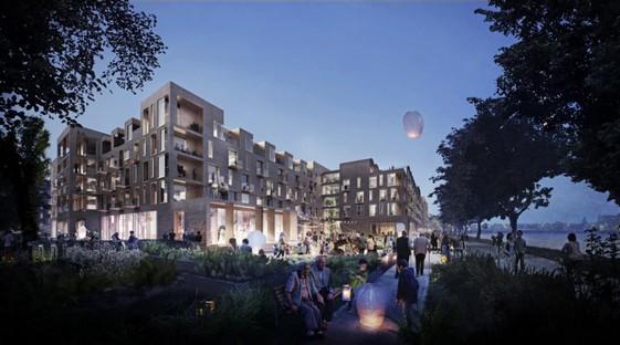 C.F. Møller Architects et Tredje NaturFutur remportent Future Sølund