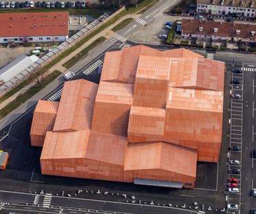 Manuelle Gautrand Architecture, Le Forum Saint-Louis