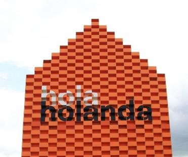 MVRDV, Hola Holanda, pavillon FILBO Bogota 2016