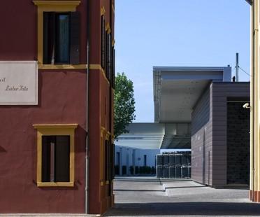 Westway Architects, les Chais Santa Margherita, recladding enveloppe