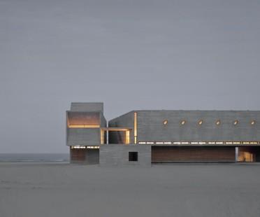 Vector Architects, A Seashore Library - bibliothèque sur l'océan
