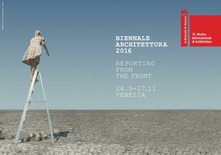 Reporting From The Front, Exposition Internationale d'Architecture