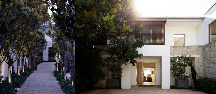 Luigi Rosselli Architects, Waterfront Palazzo à l'épreuve du temps