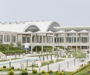 gmp, inauguration du centre d'exposition de Téhéran