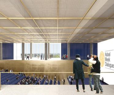 David Chipperfield Architects, projet Centre Nobel