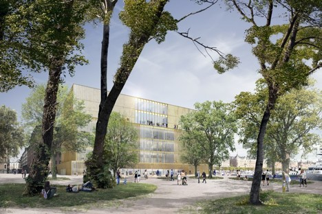 David Chipperfield Architects, projet Centre Nobel