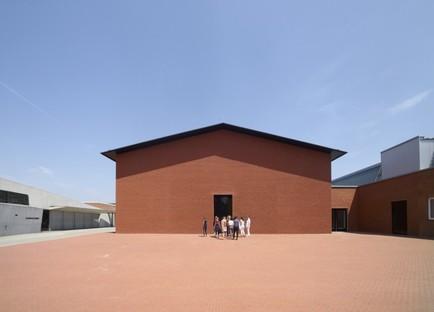 Herzog & De Meuron, inauguration du Schaudepot, Vitra Design Museum