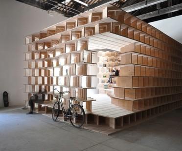Home at Arsenale, Pavillon de la Slovénie, Biennale de Venise 2016