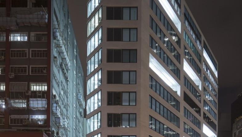 MVRDV, des bureaux de verre au 133 Wai Yip Street, Hong Kong