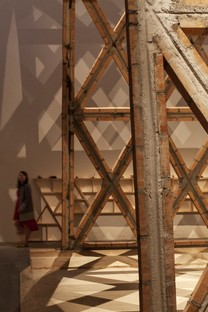 Gabinete de arquitectura (c) Francesco Galli courtesy La Biennale di Venezia