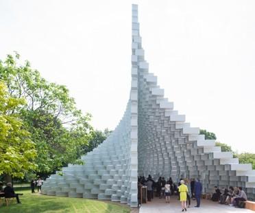 Le Serpentine Pavilion de BIG Bjarke Ingels Group