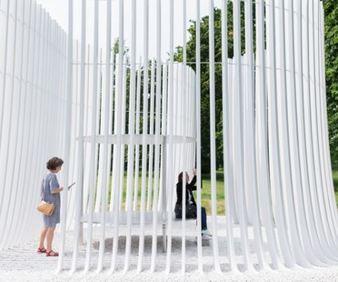 Asif Khan, Serpentine Summer House, Londres