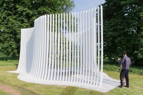 Asif Khan, Serpentine Summer House, Londres